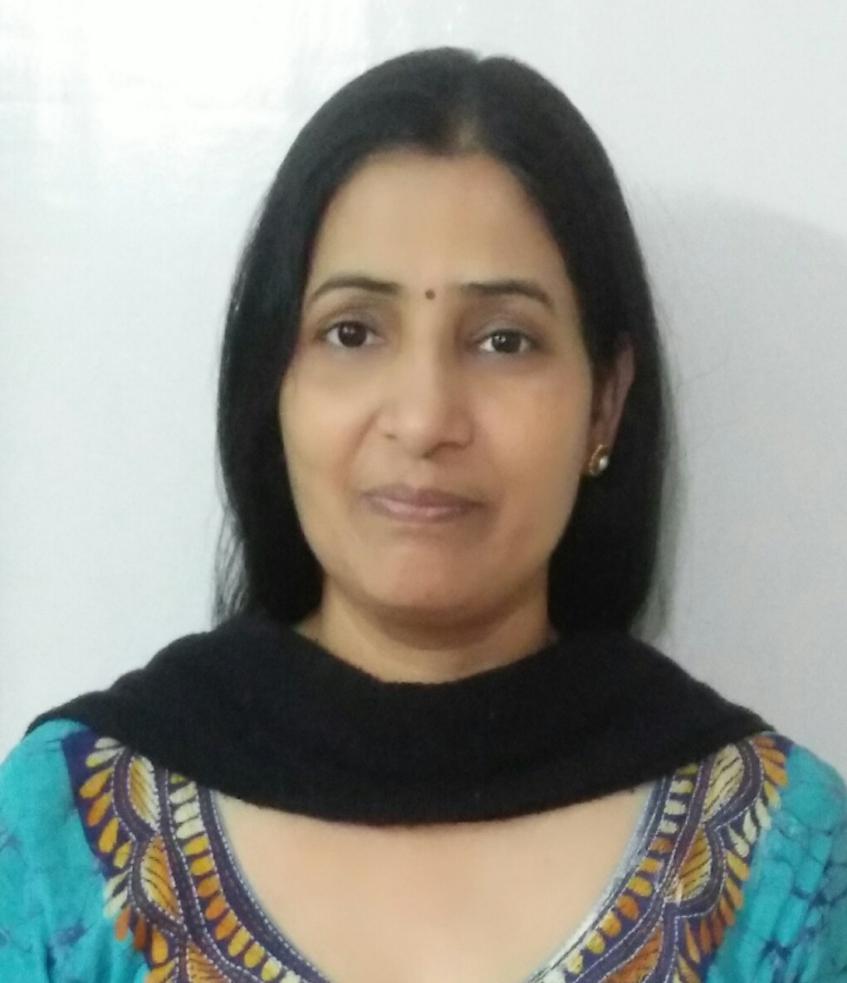 Amita V. Singh